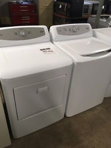1.5 years old washer and dryer