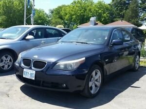 2007 BMW 5 Series 525xi AWD