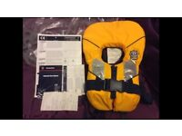 Life jacket up to 15kg