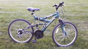 21 Speed Mountain Bike 24 inch Wheels