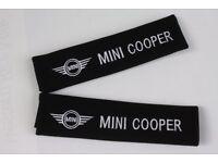 Mini seat belt pads