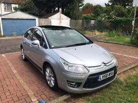 2009 Citroen C4 1.6 VTi 16v VTR+ 5dr Manual 1.6L @07445775115@