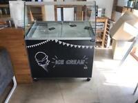 Ice cream display/freezer