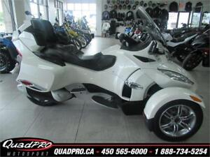 2011 Can-Am Spyder RT SE5 Limited 85.46$/SEMAINE