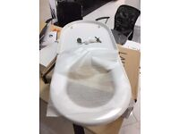 LAUFEN PRO SPECIAL - Slowclose, Hollow Space Fixation - Toilet Seat