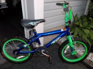 Vélo Hot Wheels 1 vitesse , 16'' x 2.00