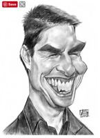 Caricature artist for Sunday