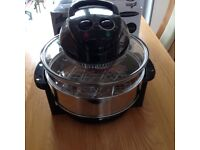 VisiCook Halogen Multi cooker Unused in box with instructions