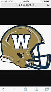 Bombers vs Roughriders Banjo Bowl Tickets Sept. 9