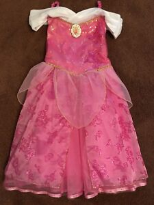 Sleeping Beauty Dress and Accessories