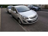 2014 64 VAUXHALL CORSA 1.4 SXI IN SILVER, LOW MILEAGE, DEALER SERVICE HISTORY