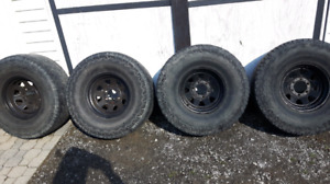 33/12.5/15 Tires Trade For????????