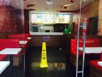 Chicken and pizza shop nottingham city cente for sale