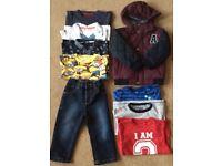 Boys Clothes 18 - 24 Months - £10