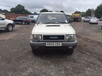 ISUZU TROOPER 3.1 TURBO INTERCOOLER