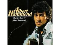 Albert Hammond Tickets - BEST SEATS - Cadogan Hall, London - 19th September