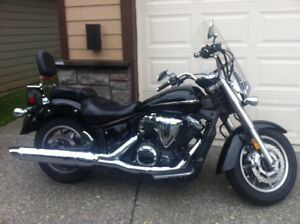 2007 Yamaha Vstar For sale