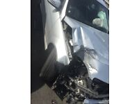 Mercedes c220 damaged