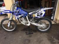 Yamaha yz 125 2003 tidy quick bike
