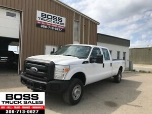 2011 Ford Super Duty F-250 SRW XL Long Box!!
