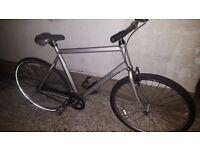 Taarnby road bike /fixie (not mountain bike)