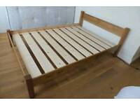 Free delivery Warren evans small double bed frame 07985294776