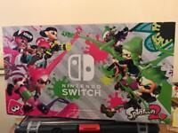 Brand New Nintendo Switch special edition neon unused