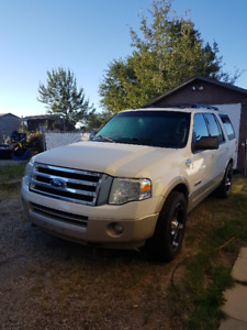 2008 Ford Expedition King Ranch SUV, Crossover