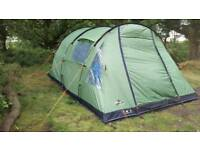 Vango Icarus 500 - Tent + Accessories! WOW! Camping + LARGE + Family