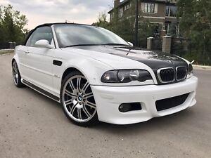 2001 Bmw e46 M3 6MT Cabriolet