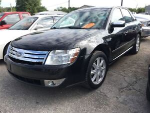 2008 Ford Taurus Limited CALL 519 485 6050 CERTIFIED