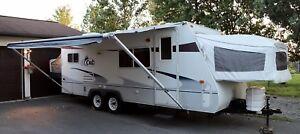 2005 AeroLite Cub trailer