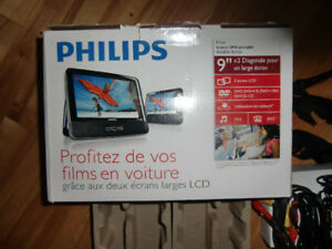 LECTEUR DVD PHILIPS 12V