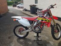 Crf250 - px off-road or £1450 today