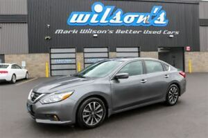 2016 Nissan Altima 2.5 SV SUNROOF! $52/WK, 5.49% ZERO DOWN! REAR
