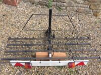 4 Bike Cycle Carrier for 4x4 - Originally purchased for Land Rover Discovery 2