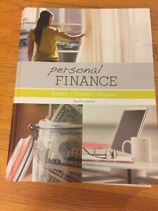 Personal Finance Textbook 10th edition