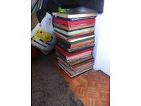 albums and boxsets