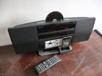 PIONEER X-SMC1-K. DVD/CD PLAYER / ipod phone dock HDMI