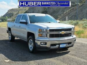 2015 Chevrolet Silverado 1500 4X4/Z71 Off Road/ Factory Tow