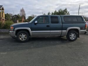2006 GMC Sierra 1500 grey Pickup Truck