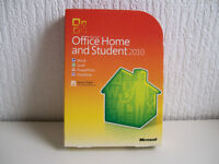 Microsoft Office 2010, Complete boxed item, 3 Licence Family Pack