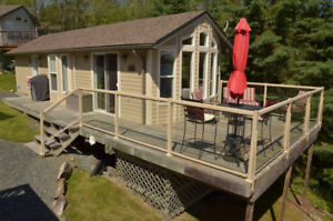 Lakefront Au Lac Cabin in Sioux Narrows