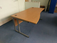 Numerous Office Desks, Drawers, Tables, & Chairs