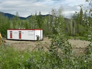17 acres located 7 KM from Wells Gray Provincial park
