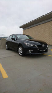 Transfert Mazda 3 2016