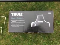 Thule Foot Pack & Roof Bars