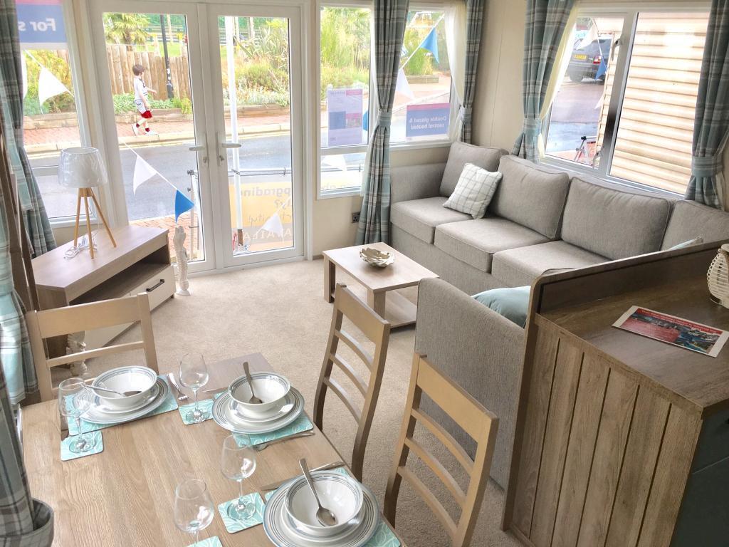 Brand New Static Caravan By The Sea In Essex In