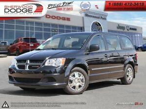 2015 Dodge Grand Caravan SXT | BLUETOOTH | TRI-ZONE A/C | STOW N