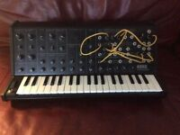 Korg MS20ic controller synthesizer